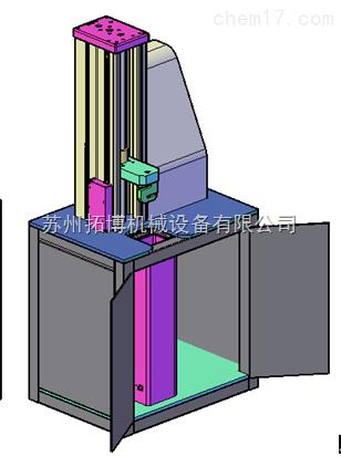 伺服电脑式导管摩擦力试验机