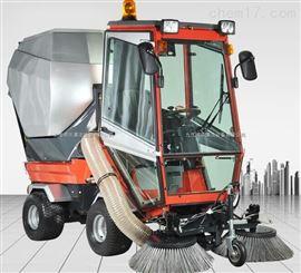 駕駛式多功能燃油環衛掃地車