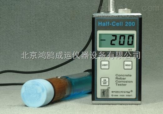 韩国Qseeman Half-Cell 200 混凝土钢筋锈蚀测试仪