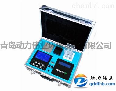 DL-600B便携式多参数水质检测仪中标参数使用说明书