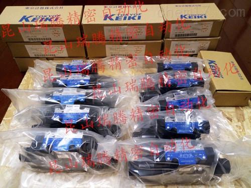 DG4VS-3-2B-M-P7-H-7-56 东京计器 TOKYO KEIKI 液压电磁阀