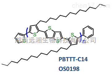 1-Material化学试剂PBTTT-C14 OS0198l加拿大进口产品
