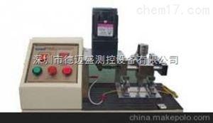 厂价直销的汽车电线耐刮磨试验机