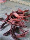 促销空调红色防锈漆焊卡-空调管道支承垫木