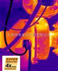德图testo超红外像素功能,有效4 倍提升仪器红外像素 - 超分辨率红外热像仪