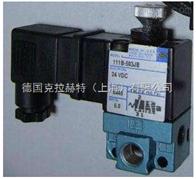 MAC电磁阀-11B-611JB/24VDC 7711