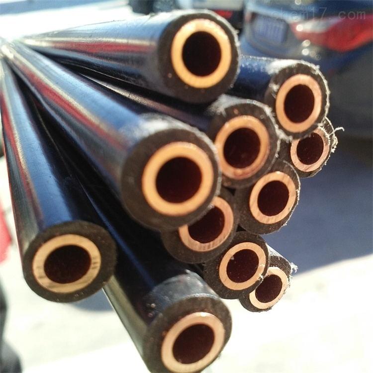 邵通PVC护套紫铜管φ6*1、φ8*1、φ10*1包塑紫铜管