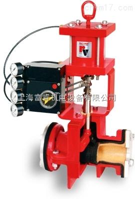 Red valve控制夹管阀5200系列上海供应商