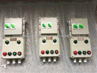 BDZ防爆斷路器箱內置漏電開關一只