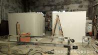 电热大型热风循环烘箱 大型双门三相电专用工业烤室