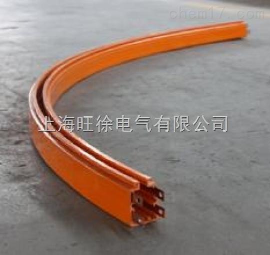 管式多极弧形滑触线