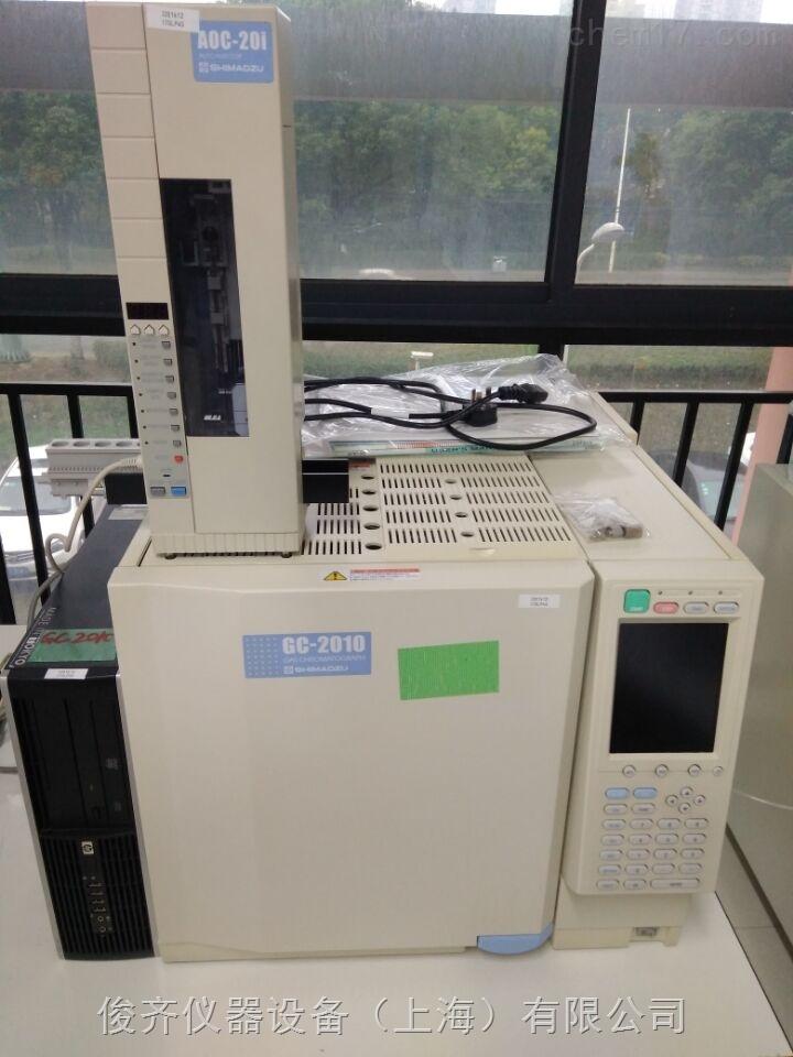 2010 二手岛津气相色谱仪_通用分析仪器_色谱分析仪器
