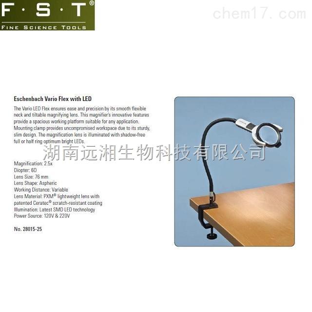 FST放大镜28015-25 Eschenbach放大镜 进口放大镜 实验室用放大镜