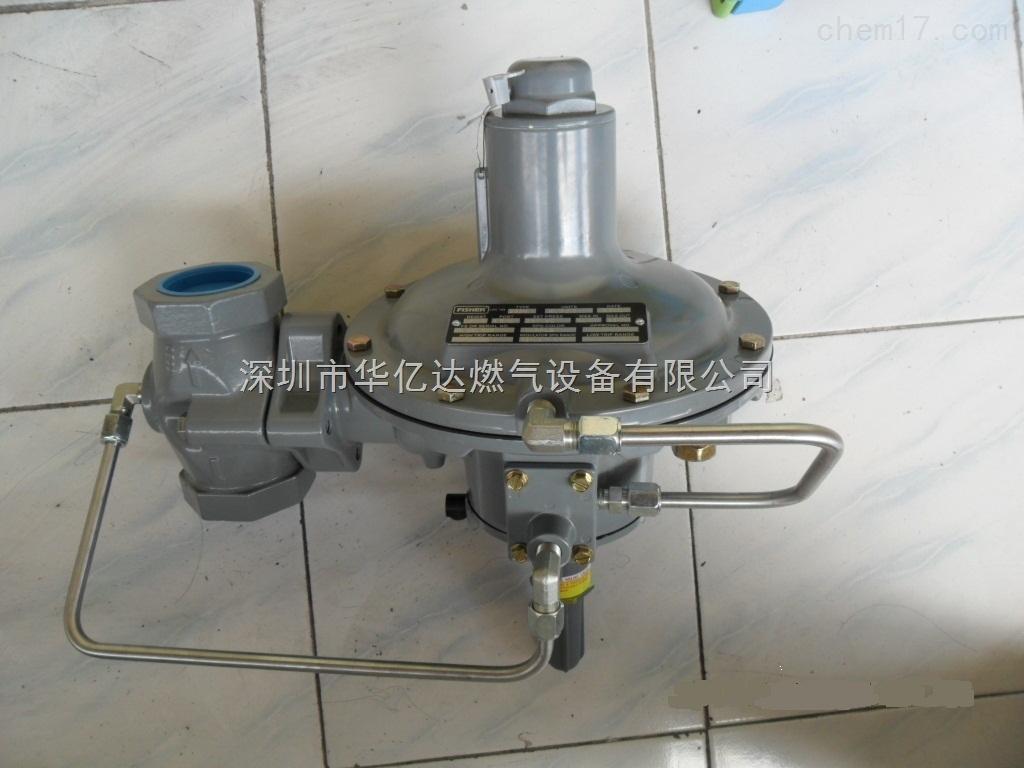 ezr-osx fisher减压阀ezr-osx天然气调压器/液化气调节阀/煤气控制阀图片