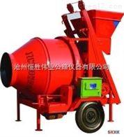 恒勝偉業強制式混凝土攪拌機SZK-30/50現貨供應