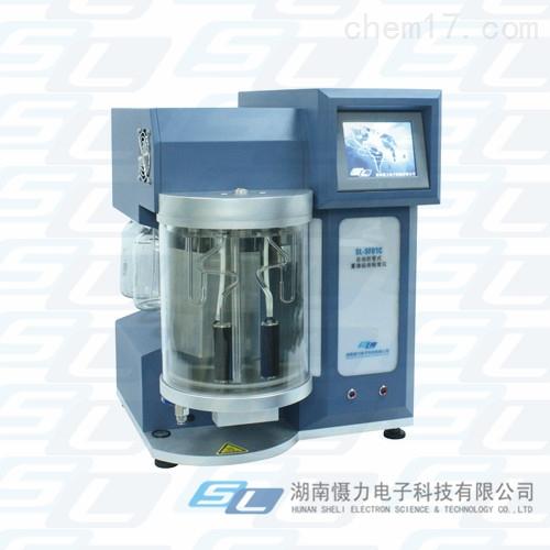 自动折管式重油运动粘度仪