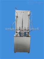 XNS-2土工合成材料水平滲透儀現貨供應 土工合成材料水平滲透儀*