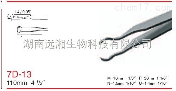 rubis镊子7D-13-SA SMD零件夹持镊子