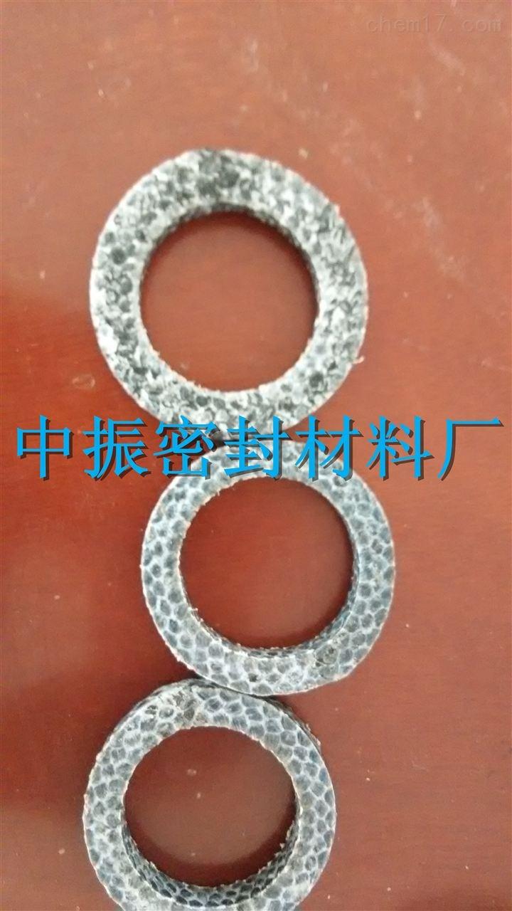 芳纶盘根环垫片 石墨盘根垫片 四氟盘根垫片厂家生产加工