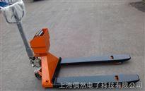 scs厂家直销电子叉车秤/上海倜然电子衡器厂