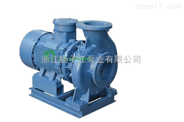 ISW200-400-卧式单级离心清水泵,卧式离心水泵型号,ISW