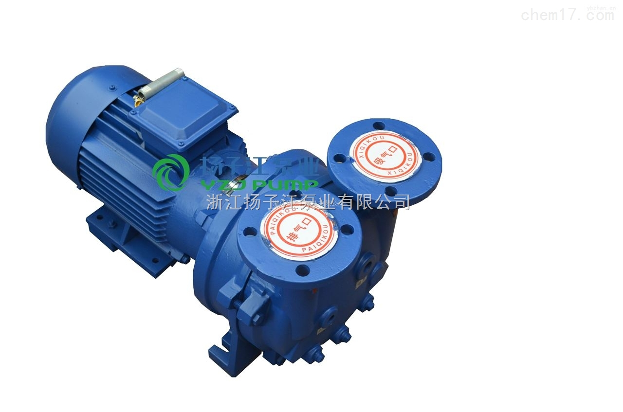 真空泵:SKA系列防爆水环式真空泵,青铜叶轮吸气泵,抽气泵
