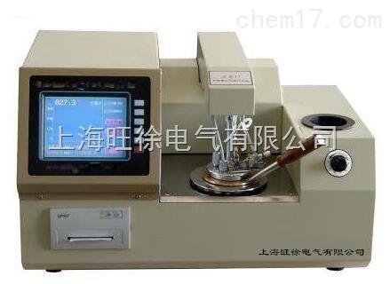 SD-2000K型全自动开口闪点测定仪