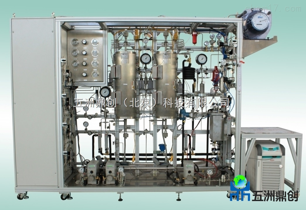 WZDC-14小型固定床反应器