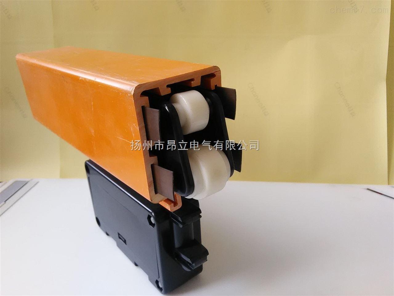 枣庄HJD-500A单极滑触线集电器