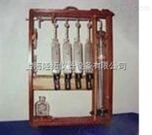 1901奥氏气体分析器配件、接触式吸收瓶