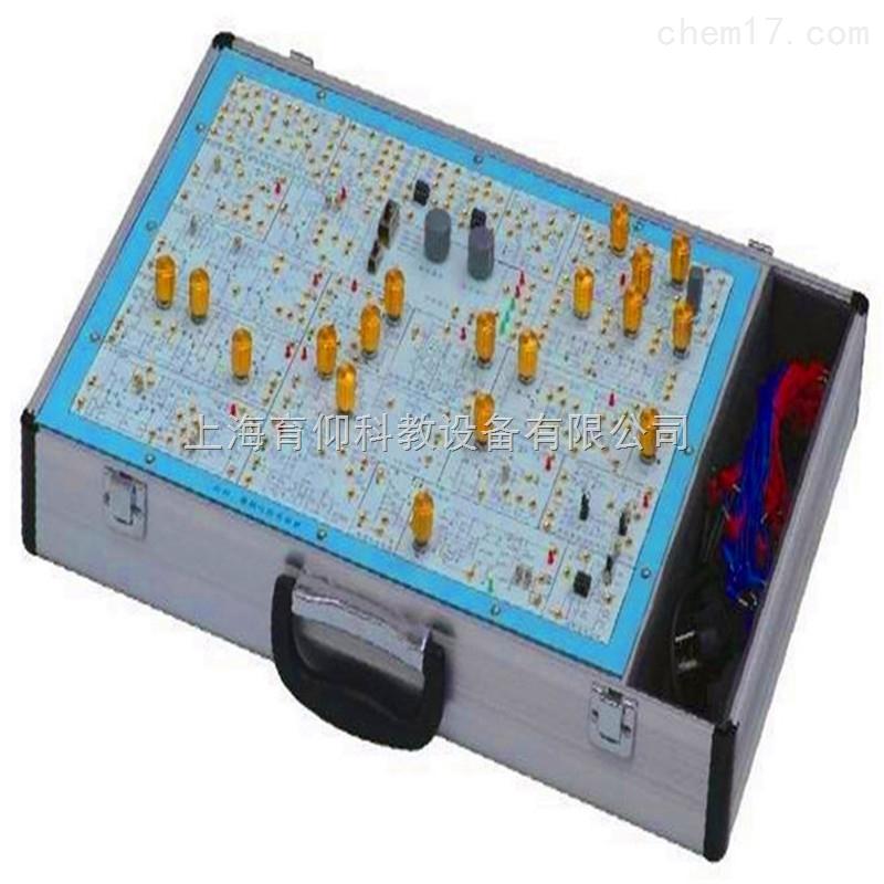 互补对称功率放大器 21.波形变换电路 22.扬效应管实验