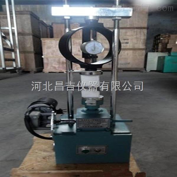 上海电动石灰土无侧限压力仪