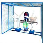 YUY-FG01风光互补发电充电逆变实训装置|新能源教学设备