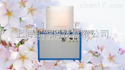 1600℃管式炉-配置可移动推车,简单方便易操作!
