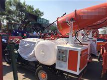 河北环保设备车辆拖挂炮雾机 除尘降尘喷雾机批发价