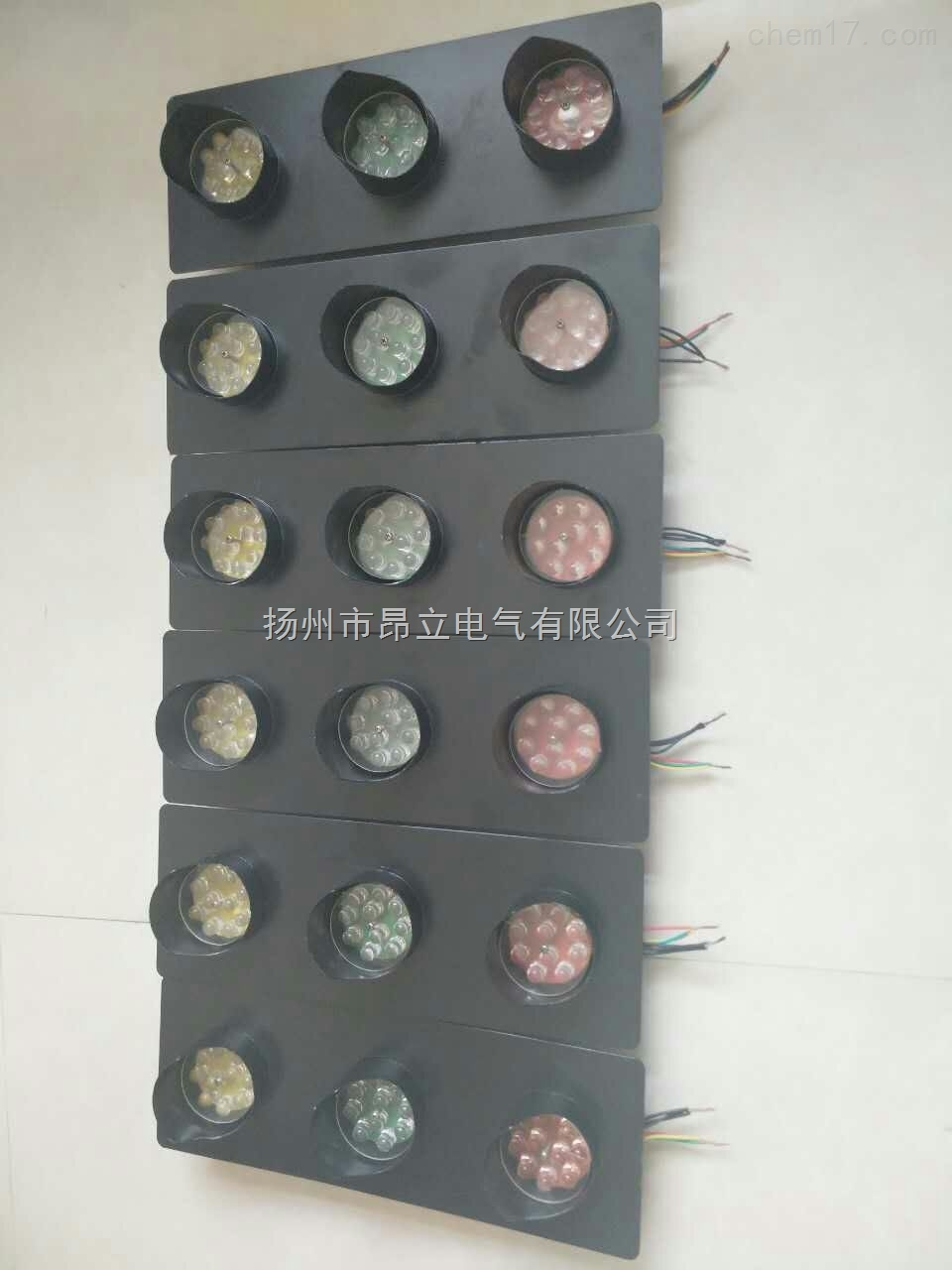 ABC-HCX-50滑触线指示灯,LED5w