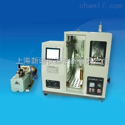 減壓餾程測定器 上海香蕉视频下载app污下载ioses SYD-0165B半自動觸摸屏餾程測定儀