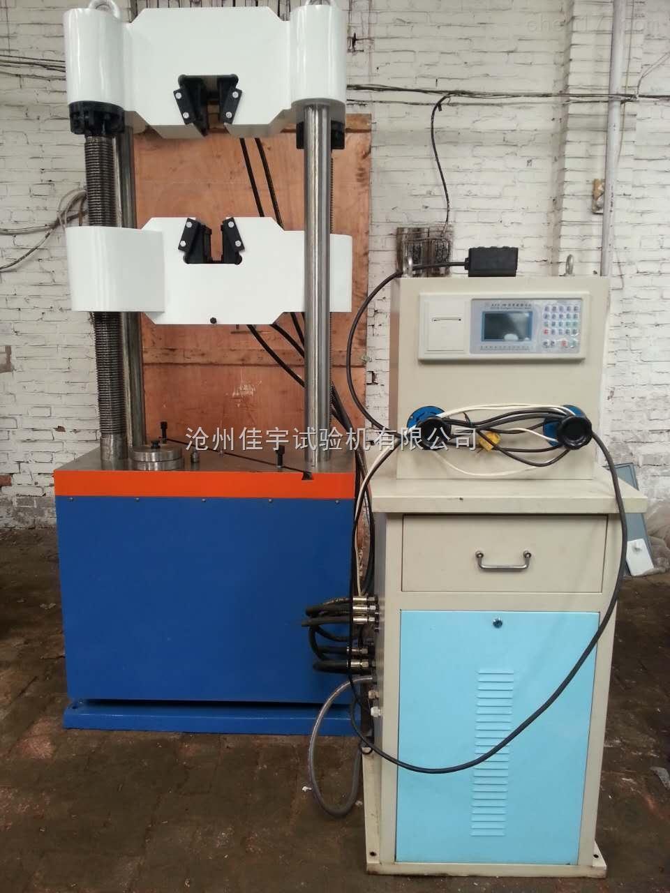 江西二手液晶显示数显万能试验机、二手电力器材万能试验机