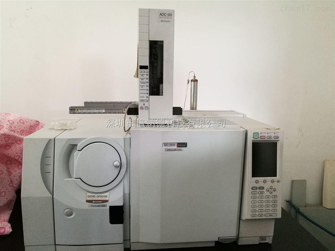 gcms-qp2010 plus 二手岛津气质联用仪gcms-qp2010 plus