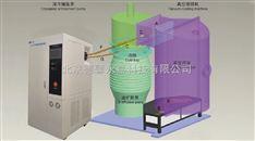 水汽捕集泵模拟航天低温环境