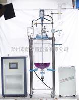 安晟GSF-20L雙層玻璃反應釜(出口型)
