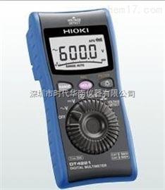 HIOKI日本日置DT4221-20万用表DT4221-20