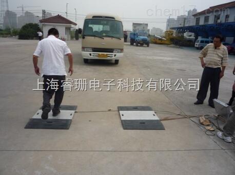 汽车轴重秤 便携式轴重仪