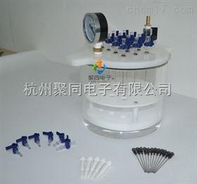 深圳36孔位实验室圆形固相萃取仪JTCQ-36B生产厂家低价销售