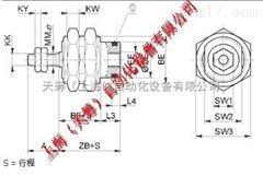 德国安沃驰微型气缸MNI0822330201