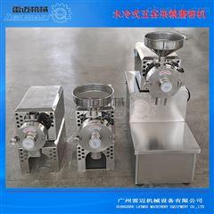 MF-304水箱+柜子一体水冷式五谷杂粮磨粉机,水冷磨粉机降温效果怎么样?