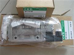 CKD电磁阀4F110-06-AC110V