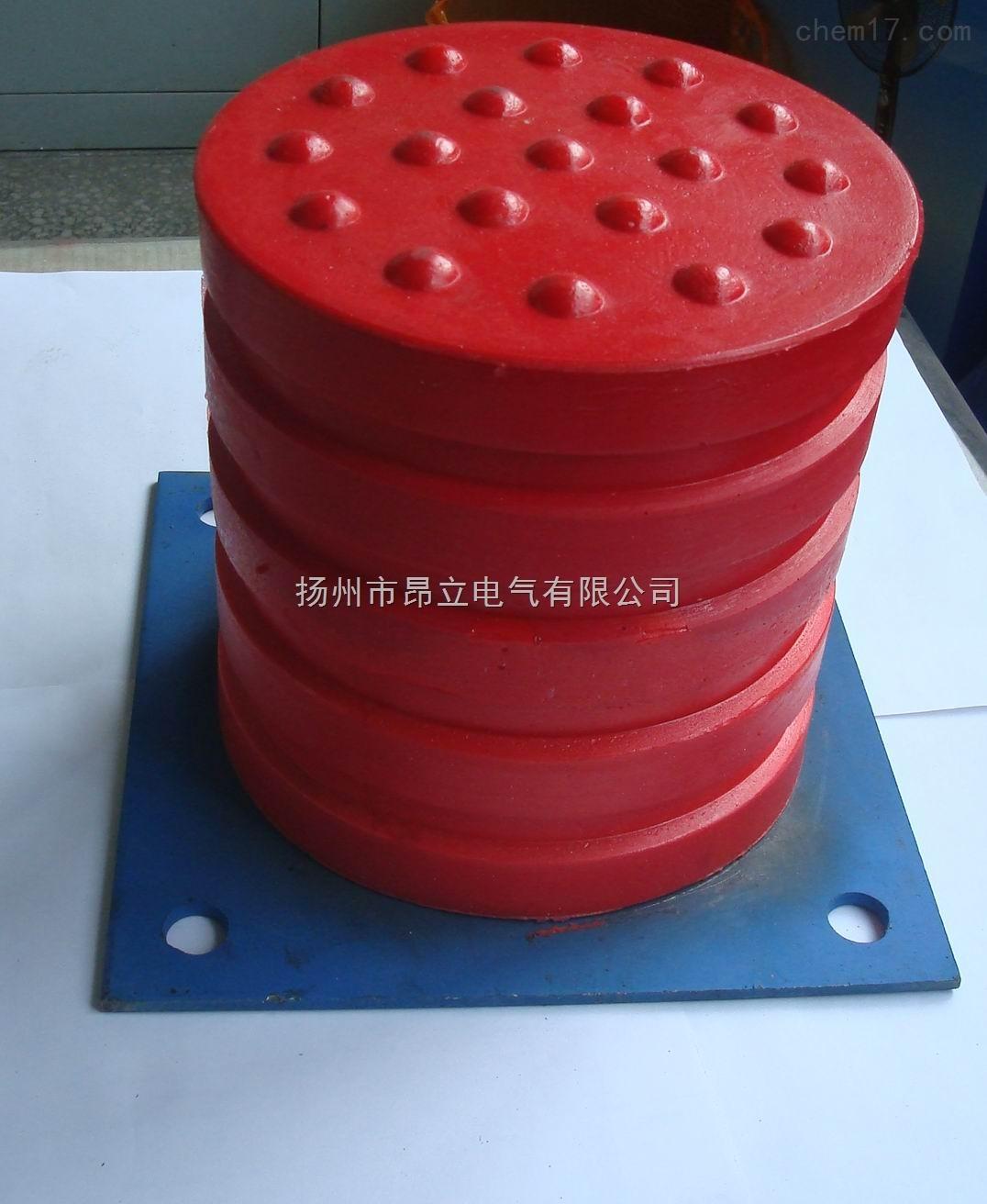 JHQ-C-9起重机橡胶防撞块 聚氨酯缓冲器