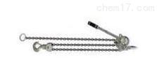 RICKY2镁铝合金链条手扳葫芦技术参数