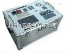 KD9688 SF6气体密度继电器校验仪